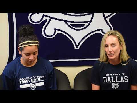 2017-18 Winter Media Days: Women's Basketball University of Dallas