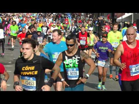 New York City Marathon, 2015 a Random clip