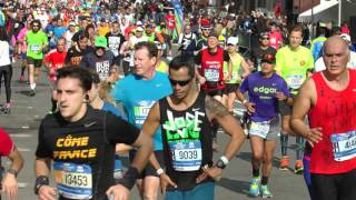 New York City Marathon, 2015 a Random clip