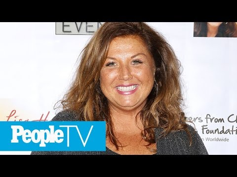 Abby Lee Miller Diagnosed With Non-Hodgkin's Lymphoma | PeopleTV