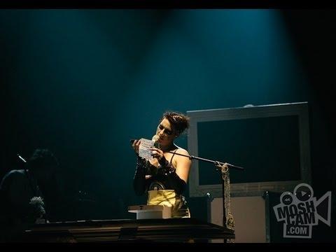 Amanda Palmer & The Grand Theft Orchestra - MAGICFUTUREBOX (Live in London)   Moshcam mp3