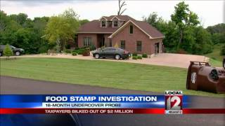 18-month food stamp fraud investigation leads to searches and arrests