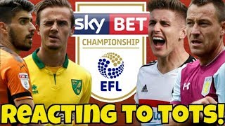 REACTING TO THE OFFICIAL CHAMPIONSHIP TEAM OF THE SEASON! DO YOU AGREE?!