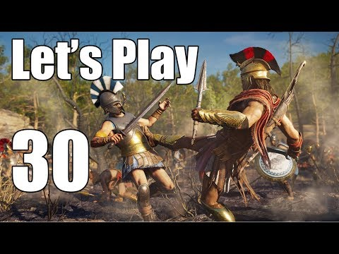 Assassin's Creed Odyssey - Let's Play Part 30: Mistakes Were Made