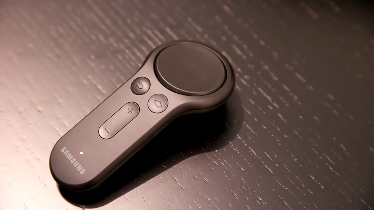 The New Gear VR Controller Feels Like the Future