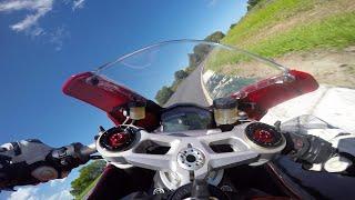 ducati 959 top speed
