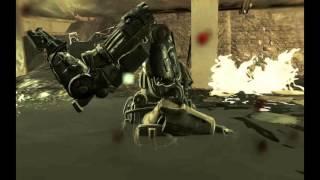 Fallout 4 - концовка за минитменов Эксперименты над котиками