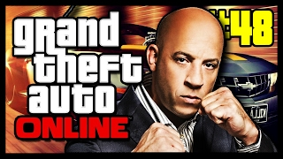 VIN DIESEL HAS TO SAVE HIS FAMILY!!! - [GRAND THEFT AUTO 5 ONLINE #48]