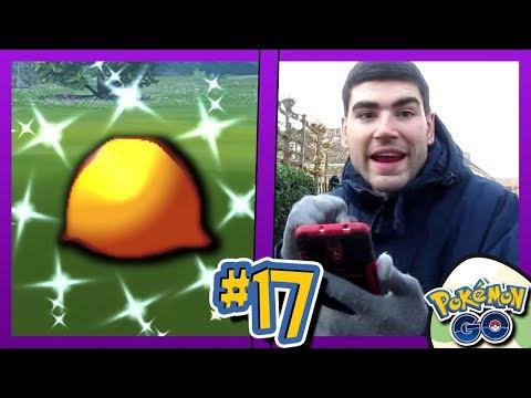 Gen 4 Pokémon GO Nederland: #17 - SHINY SWINUB! - m/ Soeren! thumbnail