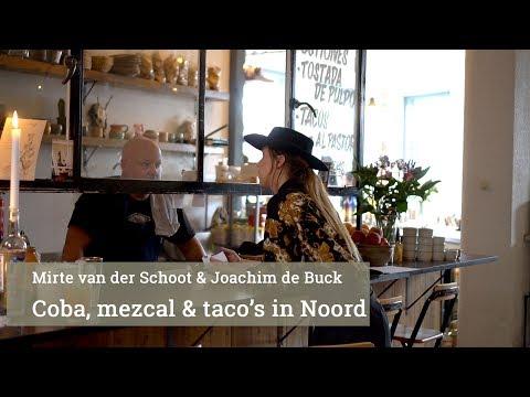 Coba, Mexicaanse taqueria in Amsterdam Noord