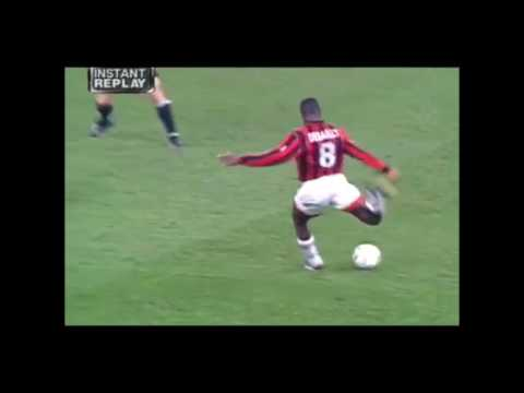 Desailly vs Juventus (1996-97 Serie A 26R)