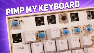 I Pimped My Viewers Keyboard...