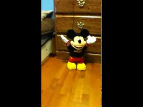 Dance Star Mickey - M to the I