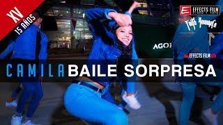 Baile  Sorpresa Camila Faith Youngers EFFECTS FILM