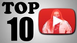 TOP 10 KEDVENC VIDEÓS! (By:. Peti)