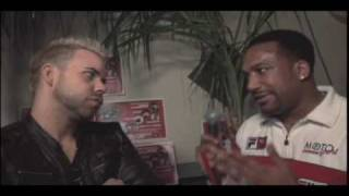 Interviewing Hollywood featJohnny Dangerous Pt-2 - quotPick Up The Micquot Red Carpet DVD release party