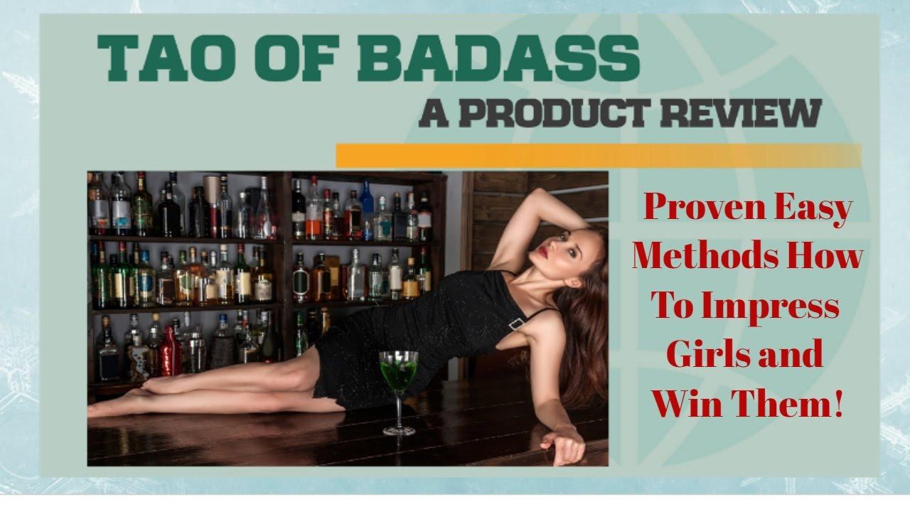 How to impress girl get joshua pellicer tao of badass pdf.