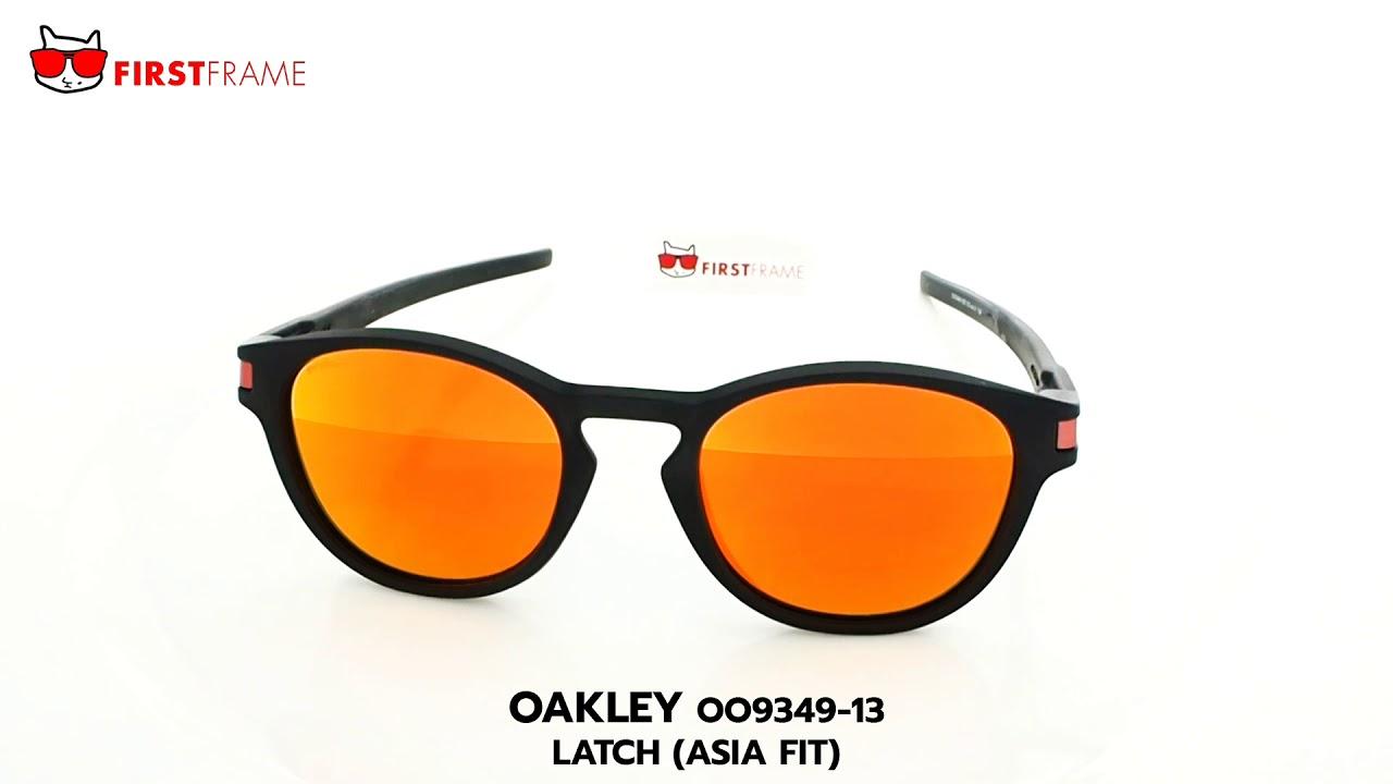 4927179e82 OAKLEY OO9349-13 LATCH (ASIA FIT) - YouTube