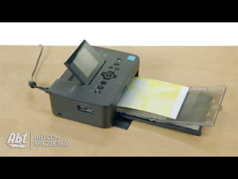 Canon SELPHY Portable Photo Printer CP9410 Overview