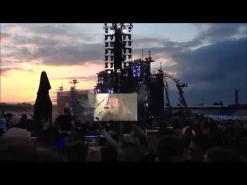 böhse onkelz - Paradies live (HD) @ HockenheimRing / 20.06.2014 / NICHTS IST FÜR DIE EWIGKEIT.!!
