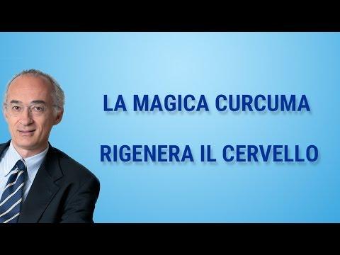 La magica curcuma rigenera il cervello