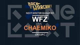 NEXT:Winter Qualifier - Group C: [U] WFZ vs. Chaemiko [H]