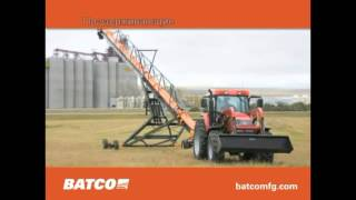 Мобильный ленточный конвейер для зерна Batco(, 2015-09-29T07:17:22.000Z)