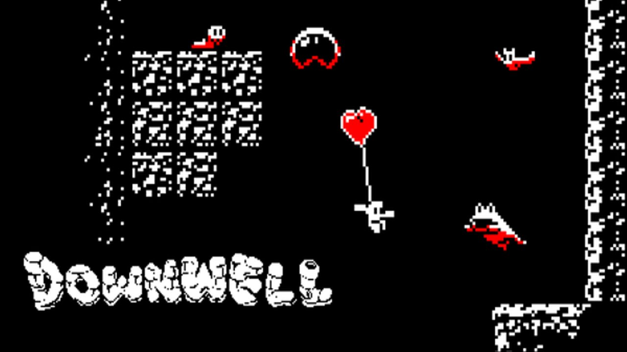 Downwell (by Devolver Digital) - iOS / Android