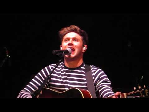 Niall Horan Flicker Sessions Toronto On My Own