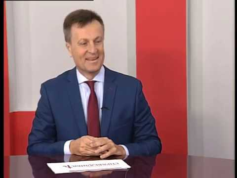 Актуальне інтерв'ю. Валентин Наливайченко. Як звільнити заручників, деокупувати Крим та Донбас?