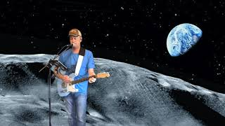Green Screen Cover...Man on the Moon--REM