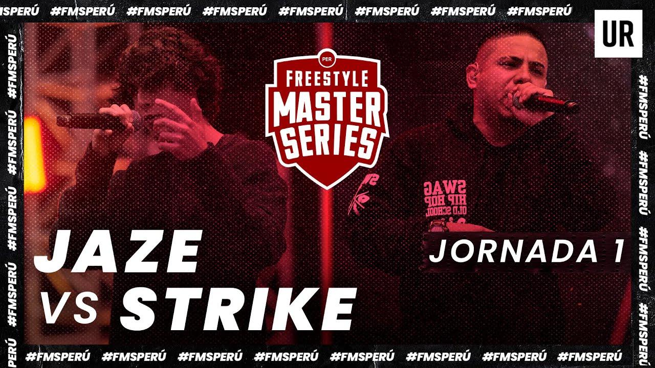 Download JAZE vs STRIKE   #FMSPERÚ 2021/22 - Jornada 1   Urban Roosters