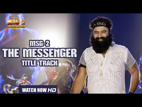MSG The Messenger VIDEO Song | MSG-2 The Messenger | T-Series