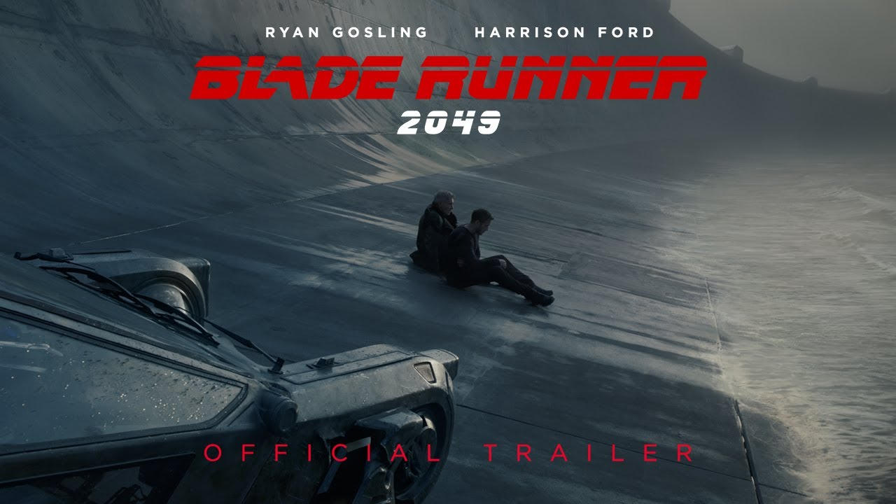 Blade Runner 2049 Trailer 2 Youtube
