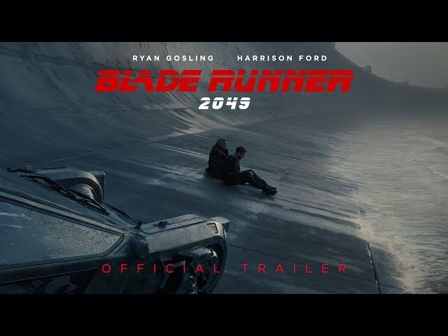 Ryan Gosling y Harrison Ford lideran lo nuevo de Blade Runner 2049