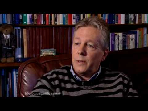 Peter Robinson on the Politics Show