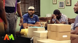Boxed goodies – My flatmates | Africa Magic