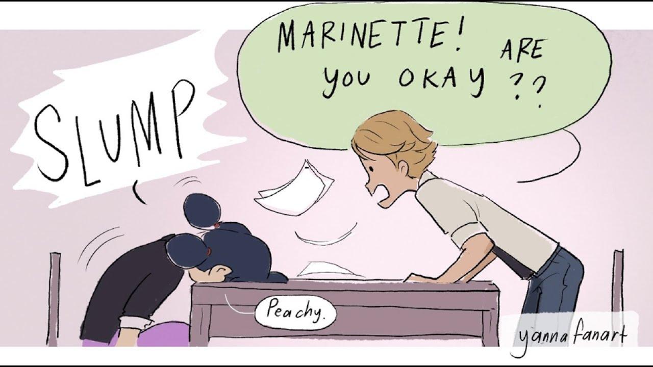 Download Marinette Move on! (Miraculous Ladybug Comic Dub)