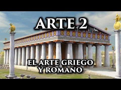 ART HISTORY 2: The Ancient Greek and Roman Art