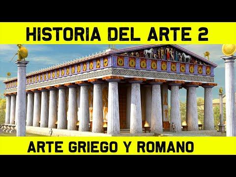 ART HISTORY 2: The Ancient Greek and Roman Art