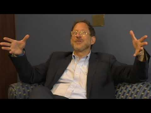 Yosef Abramowitz on Israel's green energy outreach, human rights and environmental activism