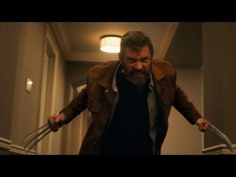 LOGAN- THE WOLVERINE - Biopremiär 1 mars - Officiell trailer #2 HD