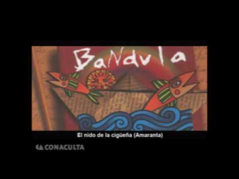 Bandula - El nido de la cigüeña Amaranta