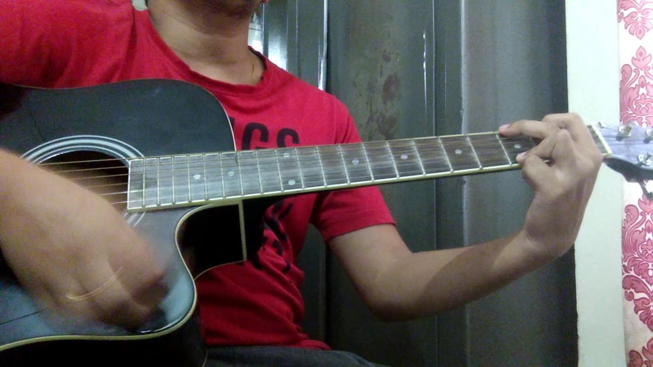 Jaane Tu Ya Jaane Na Guitar Cover Chords Youtube