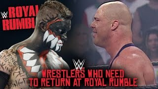10 wwe wrestlers who need to return at royal rumble 2017