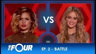 Whitney vs Stephanie: One FIGHTS For Her Son & One FIGHTS For Her Country! | S2E2 | The Four