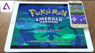 NEW Install GBA4iOS Gameboy Advance & Games iOS 9.3.1 / 9.3.2 FREE NO Jailbreak iPhone iPad iPod T