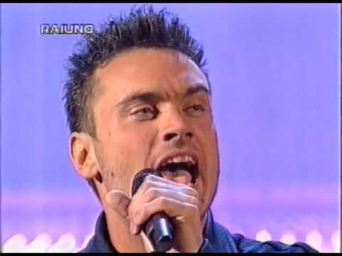 Sanremo 97 - Laura non c'è - Nek
