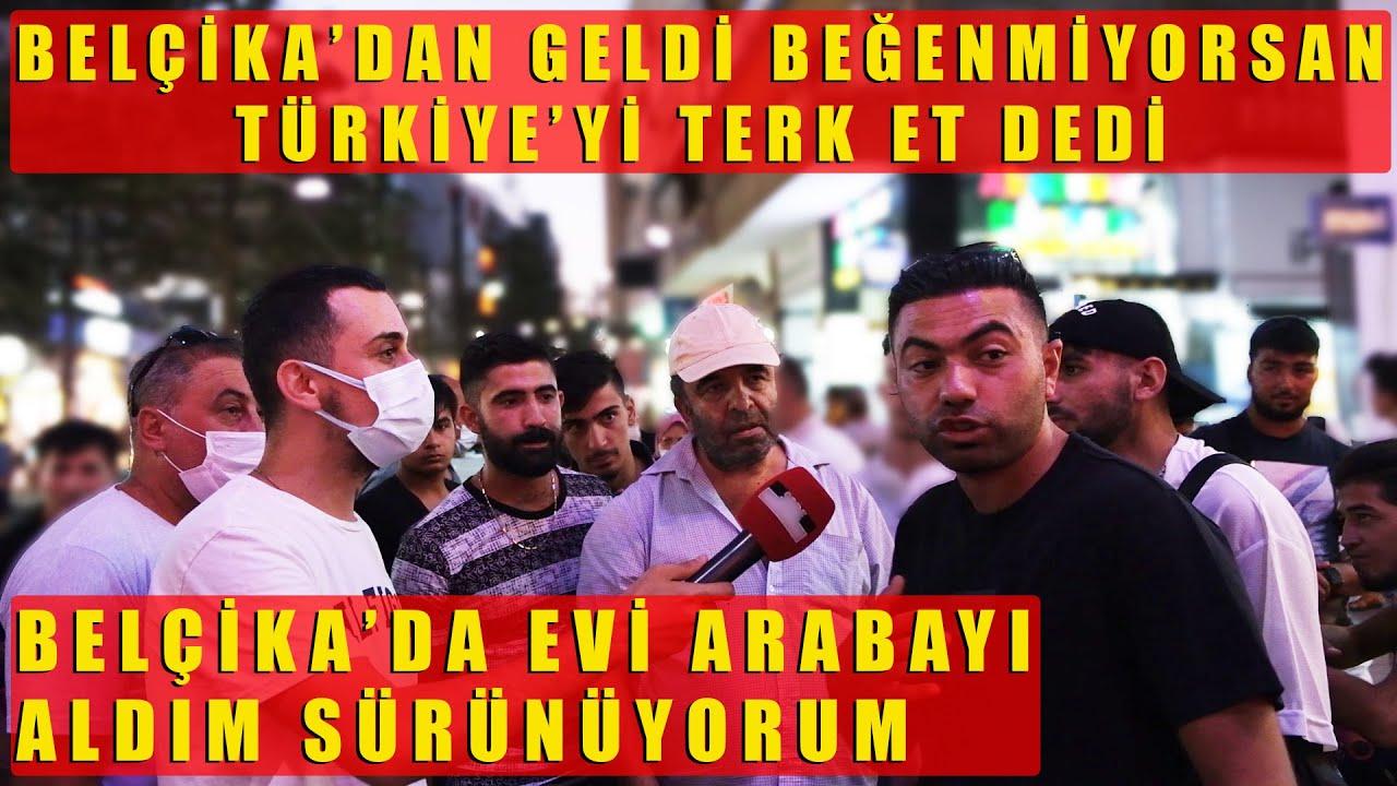 Türklere Hakaret Eden Belçikalı'ya Hollandalı'dan Cevap! #4