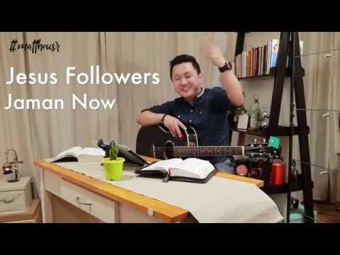 Mattheusr SwordS Jesus Followers Jaman Now Feat  fr Agus SY OP